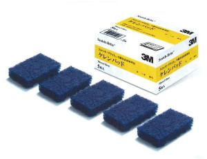 ケレンパッド:柔軟性があり凹凸部によくなじむ表面処理材