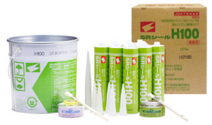塗料・防水材販売の(株)シービーエムのおすすめするシーリング材、サンライズMSIのSRシールH100