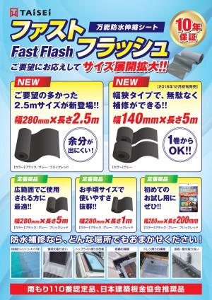 ファストフラッシュ (株)タイセイ